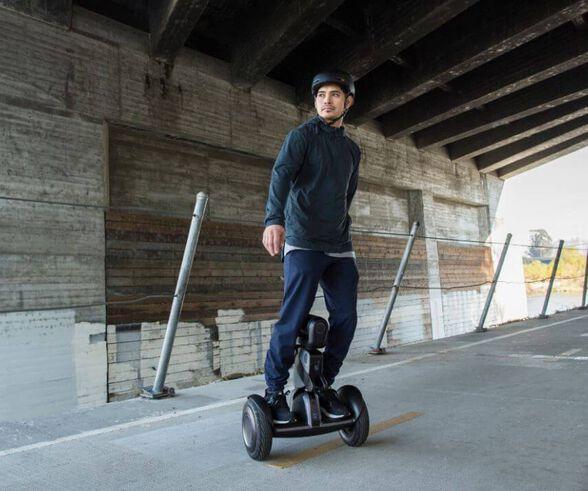 העתיד כבר כאן!!! רובוט לומו ממשפחת המיני סגווי  - Segway Robot Loomo   יבואן רשמי   משלוח חינם, , large image number null