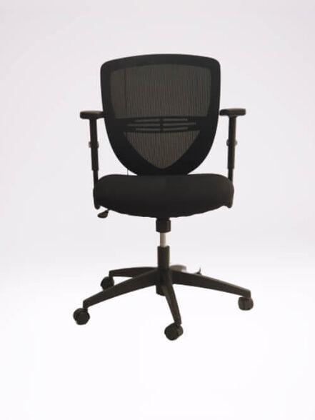 כסא ארגונומי EDGAR בעל מנגנון נדנוד מבית ביתילי_בסיס אלומיניום, , large image number null