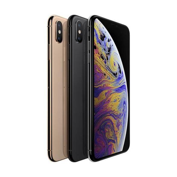 """טלפון חכם Apple iPhone Xs Max מסך 6.5"""" נפח איחסון 64GB זיכרון 4GB RAM מאוקטב - שנה אחריות , , large image number null"""