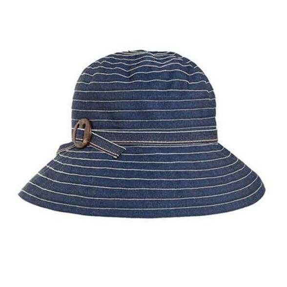 כובע אופנתי לנשים Emma מבית SUNDAY AFTERNOONS_צבע נייבי, , large image number null
