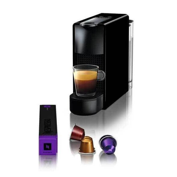 מכונת קפה NESPRESSO  אסנזה מיני בצבע שחור דגם C30 , , large image number null