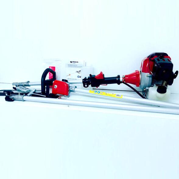 מסור גובה 3 מטר מקצועי מנוע 2 פעימות STRAUS AUSTRIA, , large image number null