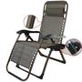 כסא רב מצבי ברונזה דגם M027
