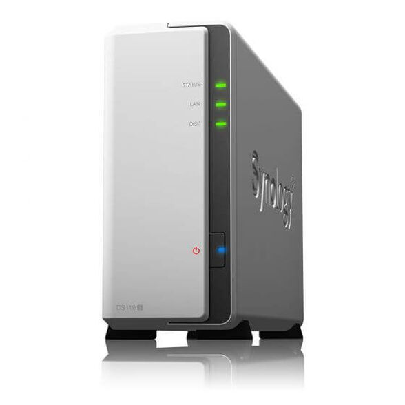 Synology NAS DS120j - מערכת אחסון רשתי , , large image number null