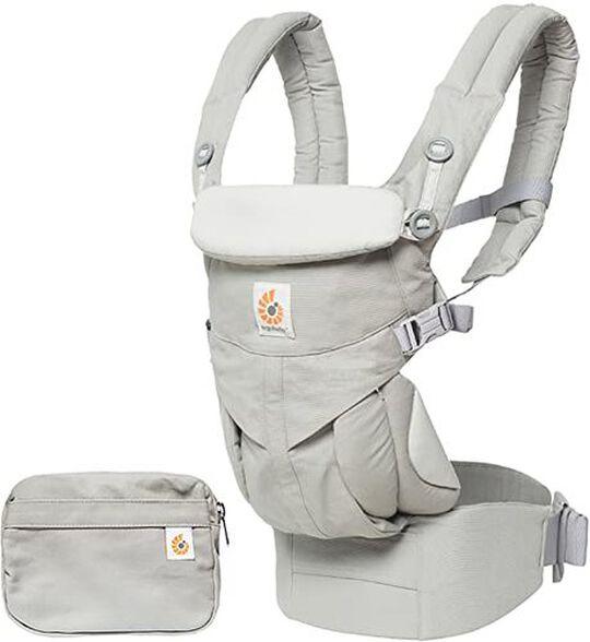 מנשא לתינוק הכל באחד מגיל לידה אומני 360 Omni - אפור Pearl Grey, , large image number null