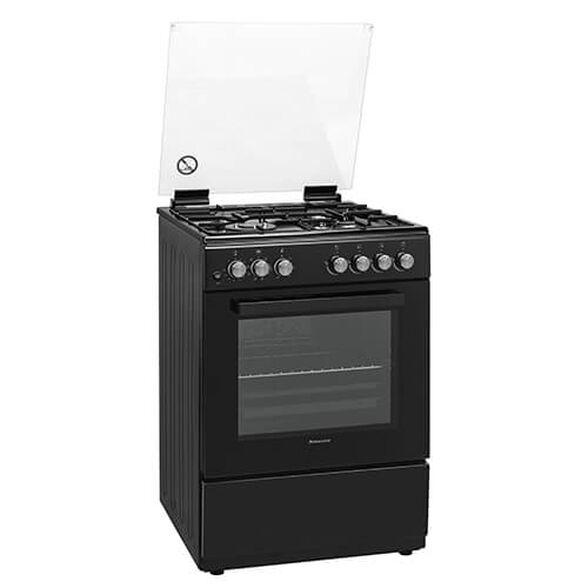 תנור אפיה משולב כיריים גז בנפח 69 ליטר מבית Normande דגם ND-6262 , , large image number null