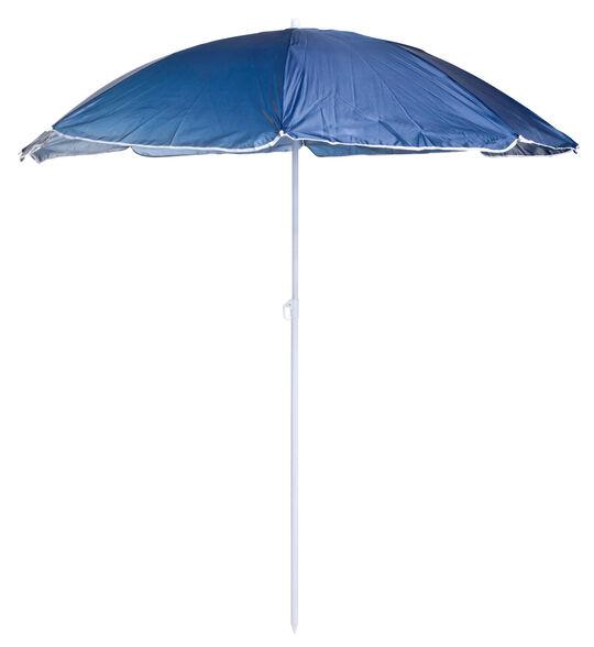 שמשיה מתקפלת לים ולפיקניק CAMP&GO מבד פוליאסטר | מגוון צבעים לבחירה_כחול, , large image number null