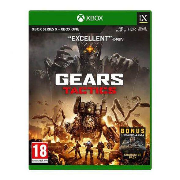 משחק גירס טקטיקס -Gears Tactics RISE UP AND FIGHT!, , large image number null