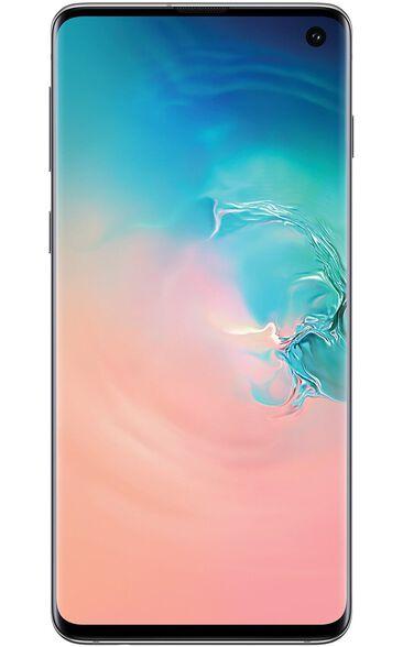 """סמארטפון SAMSUNG GALAXY S10 מסך 6.1"""" מצלמה קדמית 10MP מצלמה אחורית 12MP DUAL סוללה 3400 נפח אחסון 128GB זיכרון 8GB RAM - -מוחדש , , large image number null"""