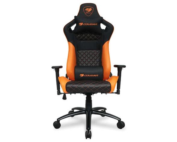 כיסא גיימינג דגם COUGAR Explore S בצבעים שונים לבחירה_כתום, , large image number null