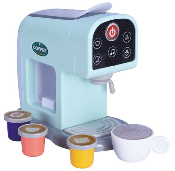 מכונת אספרסו אלקטרוני לילדים 5 חלקים, , large image number null