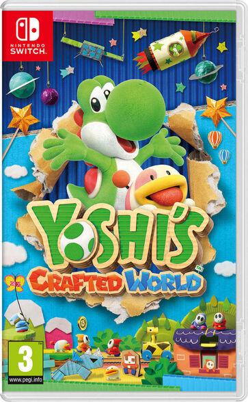 משחק YOSHI'S CRAFTED WORLD, , large image number null
