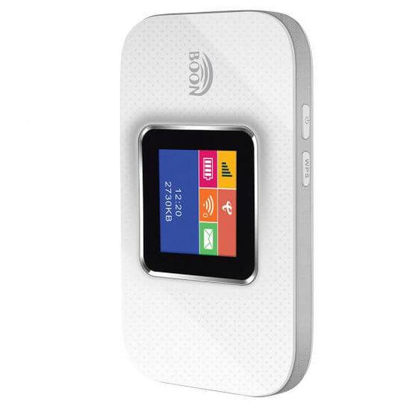 נתב נייד BOON Wi-Fi 4G 2100MAH , , large image number null