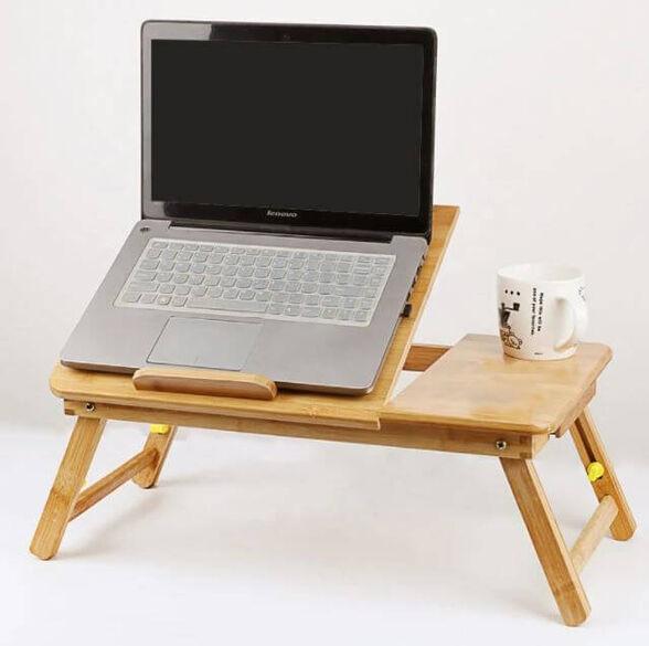 שולחן במבוק מתקפל עם מאוורר , , large image number null