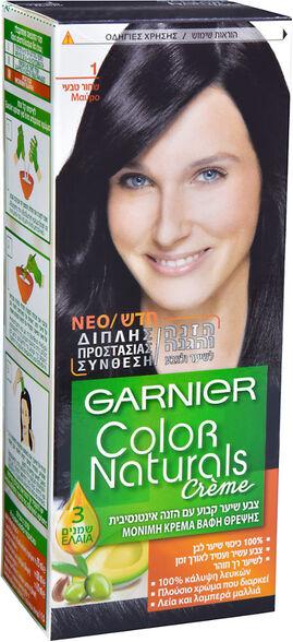 מארז 3 יחידות קולור נטורלס צבע לשיער במגוון צבעים לבחירה, , large image number null