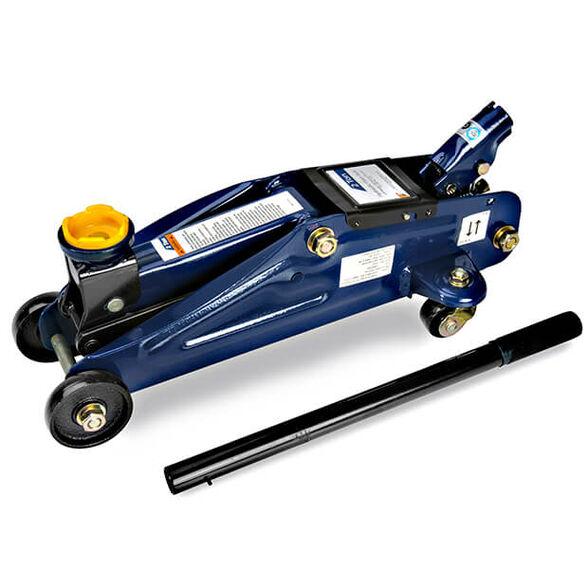 ג'ק עגלה בעל כושר הרמה 2 טון - אביזר חיוני בכל רכב, , large image number null
