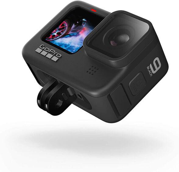 מצלמת Hero 9 Black פורצת דרך עם חיישן 23.6 מגה פיקסל, המאפשר צילום וידאו ברזולוציית 5K באיכות שטרם נראתה מבית GOPRO , , large image number null