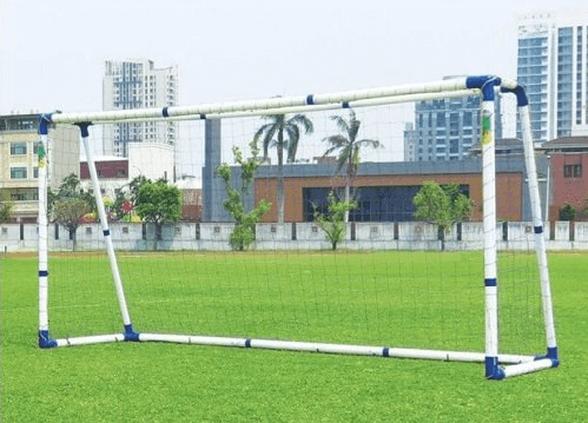 """שער כדורגל בגודל 360/180/110 ס""""מ דגם 67781, , large image number null"""