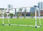 """שער כדורגל בגודל 360/180/110 ס""""מ דגם 67781"""