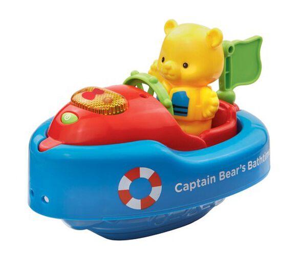 קפטן אמבטיה - סירת משחק מנגנת עם בובה, , large image number null