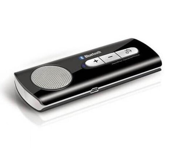 דיבורית בלוטוס לרכב או למשרד עם תמיכה ב-2 מכשירים , , large image number null