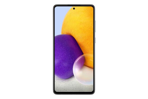 """סמארטפון 6.7"""" סוללה 5,000mAh מצלמה 64MP+8MP+5MP+5MP זכרון 8GB 128GB תוצרת Samsung דגם A72 , , large image number null"""