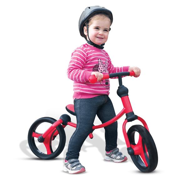 אופני איזון 2 ב 1 אדום מבית smarTrike, , large image number null
