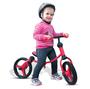 אופני איזון 2 ב 1 אדום מבית smarTrike
