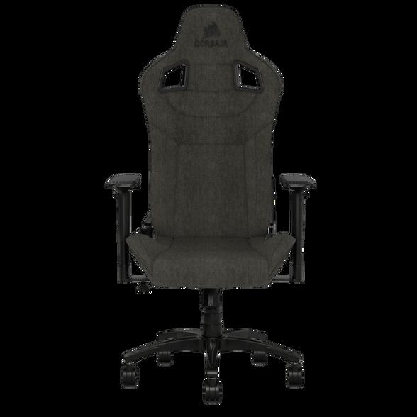 כיסא גיימינג בד CORSAIR T3 RUSH Charcoal, , large image number null