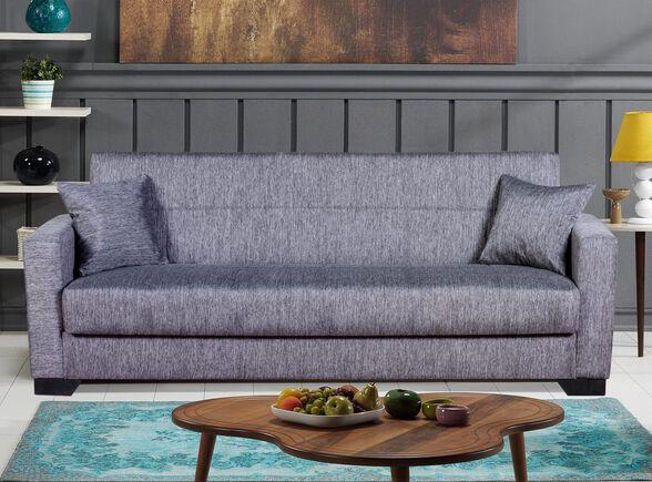 ספה תלת נפתחת למיטה דגם ספיר | צבע לבחירה, , large image number null