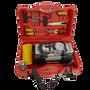 מזוודה לתיקון פנצ'ר - כל מה שדרוש לכם לתיקון פנצ'ר בכל מקום וזמן