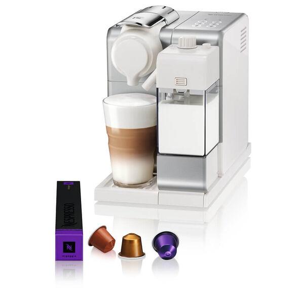 מכונת קפה NESPRESSO לטיסימה Touch בצבע כסוף דגם F521 , , large image number null