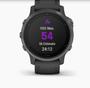 שעון ספורט fenix 6S Sapphire Carbon Grey DLC w/Bl