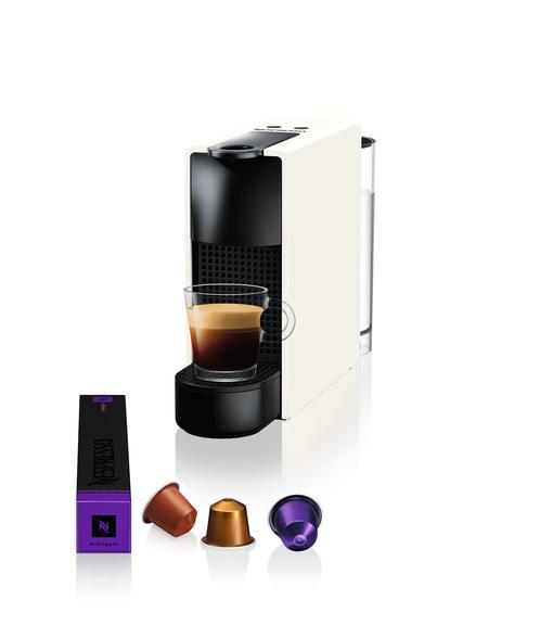 מכונת קפה NESPRESSO  אסנזה מיני בצבע לבן דגם C30 , , large image number null