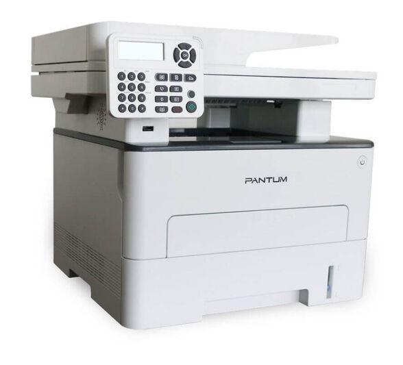 מדפסת לייזר אלחוטית מכונת צילום סורק פקס פנטום PANTUM M7200FDW , , large image number null