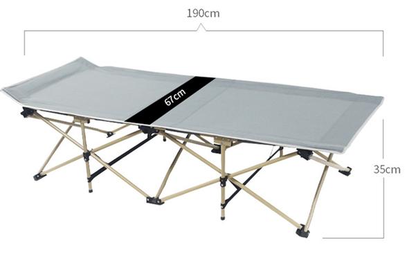 מיטת שדה נוחה מתקפלת דגם M028, , large image number null