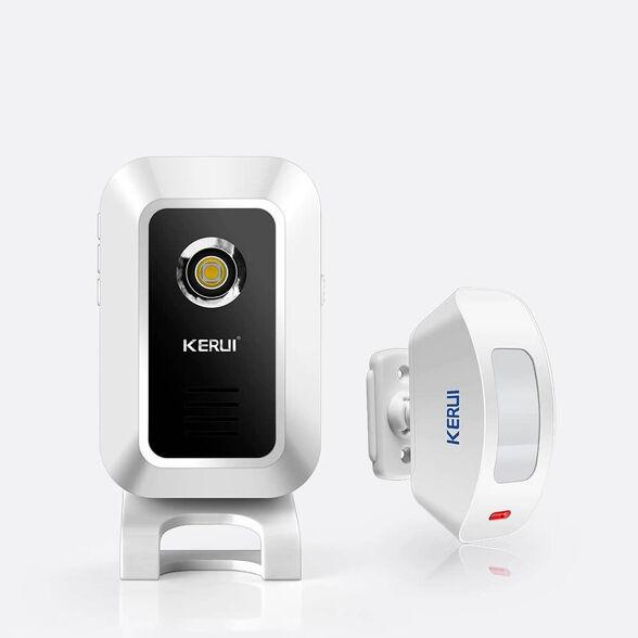 פעמון אלחוטי עם חיישן תנועה - לחנות, לבית או לעסק , , large image number null