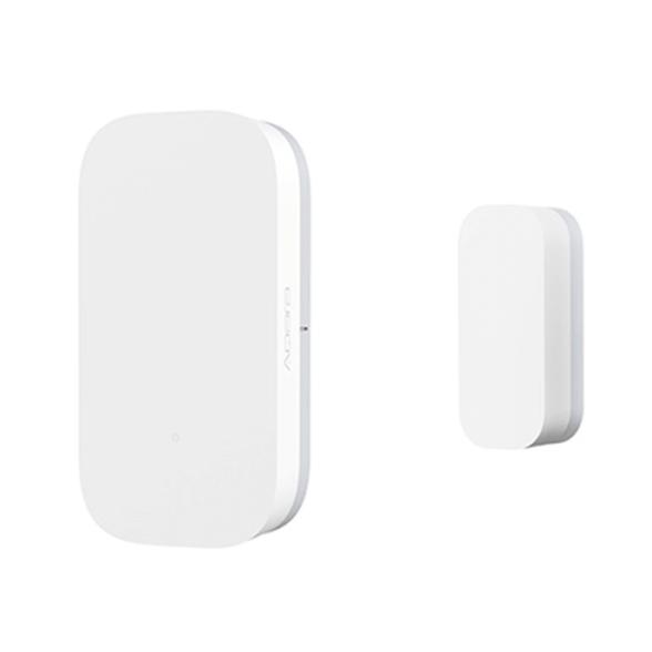 חיישן זיהוי פתיחת חלון/דלת, ניתן לחבר את החיישן לרוב סוגי הדלתות והחלונות בנוסף, ארונות ומגירות  , , large image number null