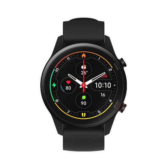 שעון ספורט חכם ומתקדם בעל ממשק משתמש נוח ועמיד למים מבית Xiaomo דגם Mi Watch _שחור, , large image number null