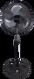 מאוור איכותי 3 מצבים: עומד / ריצפתי / תליה , בעל 3 מהירויות עבודה ומנוע חזק במיוחד