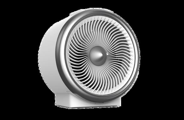 מפזר חום משולב מאוורר עוצמתי 2 ב 1  VORTEX Technology הספק 2000 וואט ובעל 2 עוצמות חימום / קירור וכולל מנגנון הגנה בפני נפילות , , large image number null