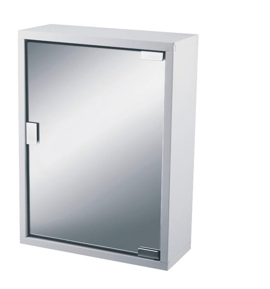 ארון לחדר האמבטיה והשירותים עם דלת מראה   S-free, , large image number null