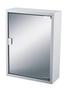ארון לחדר האמבטיה והשירותים עם דלת מראה   S-free