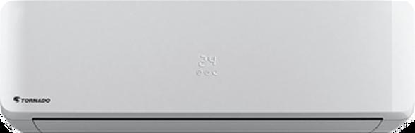 מזגן עילי בתפוקת קירור 19,343 BTU בעל מערכת ניקוי עצמי המונעת הצטברות של עובש מבית TORNADO דגם NEXT 22  , , large image number null