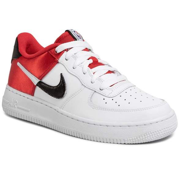 נעלי נייקי אייר פורס 1 לנשים ונוער דגם CK0502-600, , large image number null