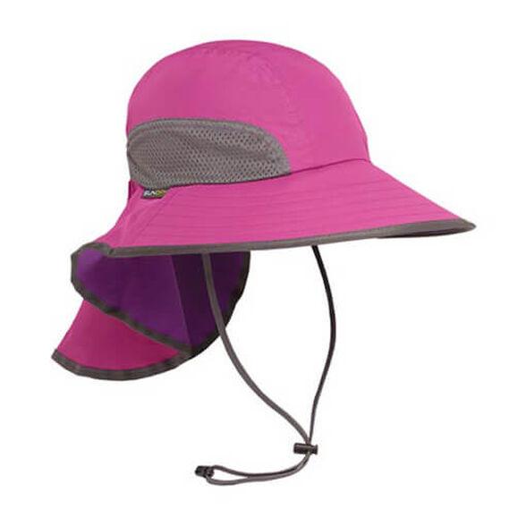 כובע רחב שוליים Adventure מבית SUNDAY AFTERNOONS_צבע ורוד-S, , large image number null