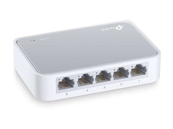 מתג TP-Link TL-SF1005D 5 Ports 10/100Mbps , , large image number null