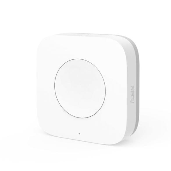 כפתור אלחוטי המאפשר שליטה נוחה על מוצרי הבית החכם בין אם זה טוסטר משולשים המופעל על ידי שקע חכם, נורת אור חכמה או מזגן חכם  , , large image number null