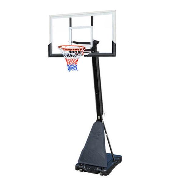 עמוד כדורסל SBA027 מתכוונן 230/305 לוח 136/80, , large image number null