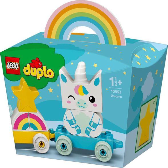 LEGO לגו דופלו - חד קרן 10953, , large image number null
